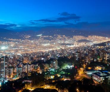 Cali und Medellin