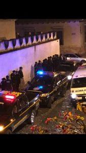 Antigua, Police