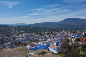 view_over-chefchaouen
