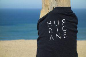 Surfen in Arrifana, Hurricane