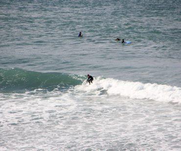 Surftrip nach Portugal im Februar
