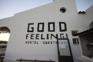 The Goodfeeling Hostel Portugal, Vila do Bispo, Portugal Surftrip, Surftrip nach Portugal